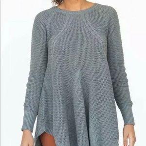 Agnes & Dora | Cable Knit Pullover M